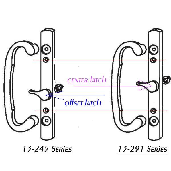 Sliding Glass Door Pgt Sliding Glass Door Parts