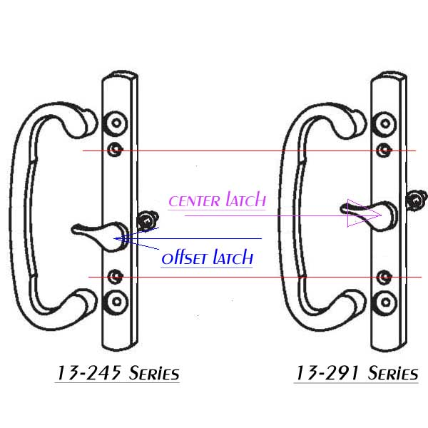 Sash Controls 2265 Sash Controls Handle 13 245w White