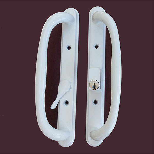 Sash Controls Patio Door Handle Set