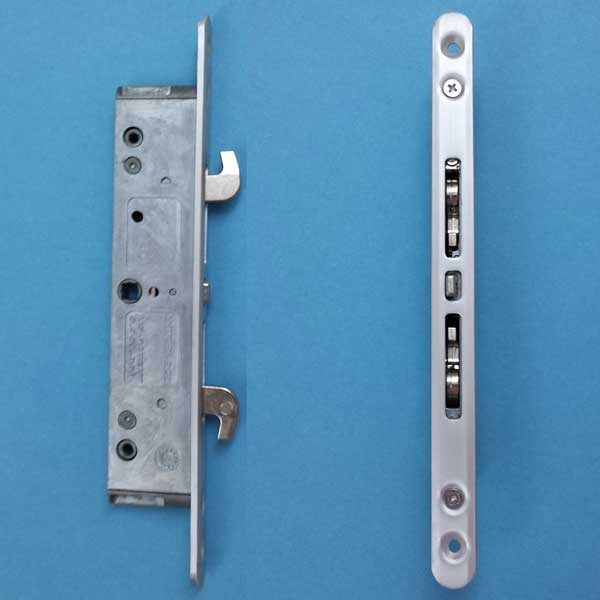 Interlock Interlock Roto 2 Point Mortise Lock 16 460