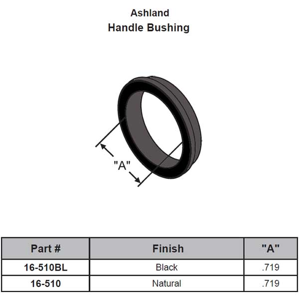 Handle Bushing 16-510B