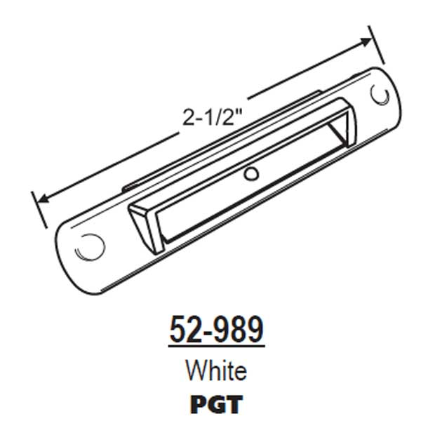 Weep Cover PGT 52-989