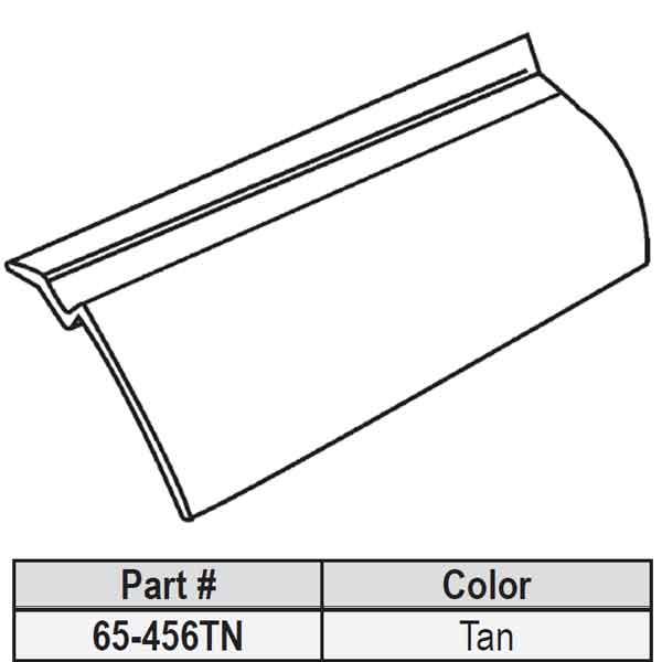 Strybuc Snap In Vinyl Glazing Bead 65 456tn 65 456tn