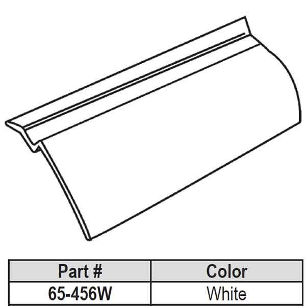 Strybuc Snap In Vinyl Glazing Bead 65 456w 65 456w