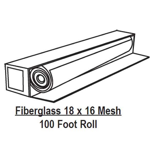 Strybuc screen mesh 69 62 69 62 for Salt air resistant door hardware