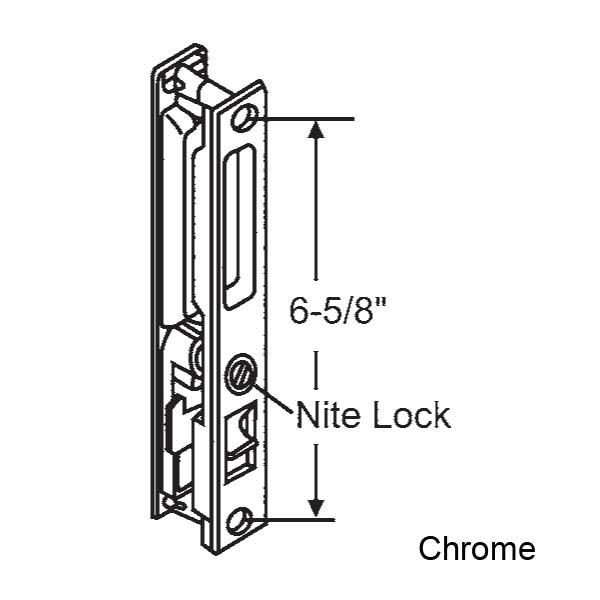 Strybuc Handle No Key Cylinder 13 140
