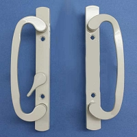 2265 Sash Controls Handle 13-245AD Almond