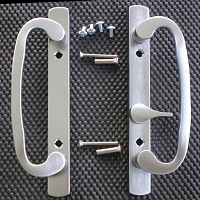 2265 Sash Controls Handle 13-245BC Brushed Chrome