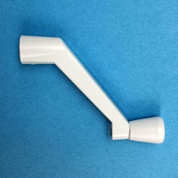 Long Crank Handle-White 37-137-3