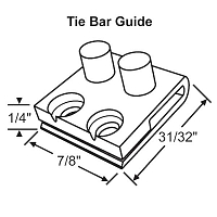 Tie Bar Guide 39-993