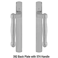 Fuhr Dummy Sliding Door Set 8764483