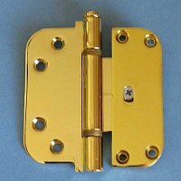 Windsor Guide Hinge 56-223PB 3