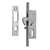 Iseo Mortise Lock 56-627CPBR