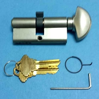 Hoppe 90 degree Key Cylinder 3637146