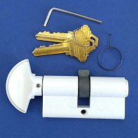 Hoppe 90 degree Key Cylinder 3141976
