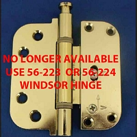 Columbus Adjustable Hinges