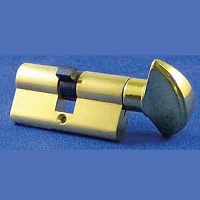 Hoppe 90 degree Key Cylinder 3637023