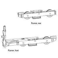 GU Lift & Slide Runners 854-14975