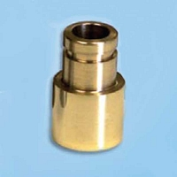 Handle Extension Polished Brass 854-15736