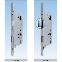 Mortise Door Lock 854-16692