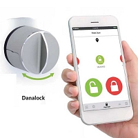 Bluetooth Smart Lock 854-16715