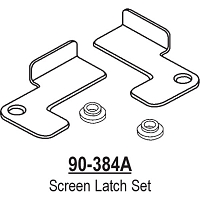 Screen Latch Set 90-384A