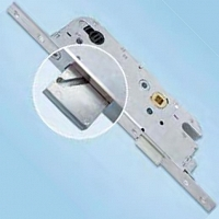 Window Door Parts Multipoint Swing Door Hardware