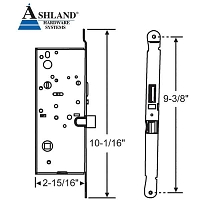 Ashland Single - Multipoint Lock