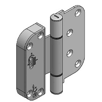 Hinges Adjustable