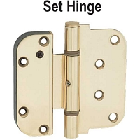 Hoppe Set Hinge HTL Ultimate 8762655
