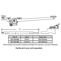 Sill Mounted Casement Operator 750-1361483