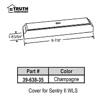 Cover for Sentry II 39-638-35