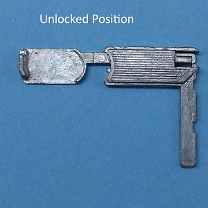Finger Latch 46-38 2