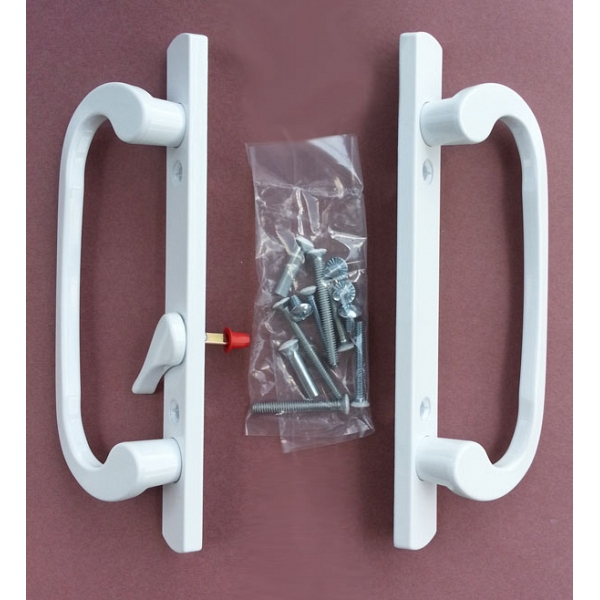2265 Sash Controls Handle 13-245W White 1