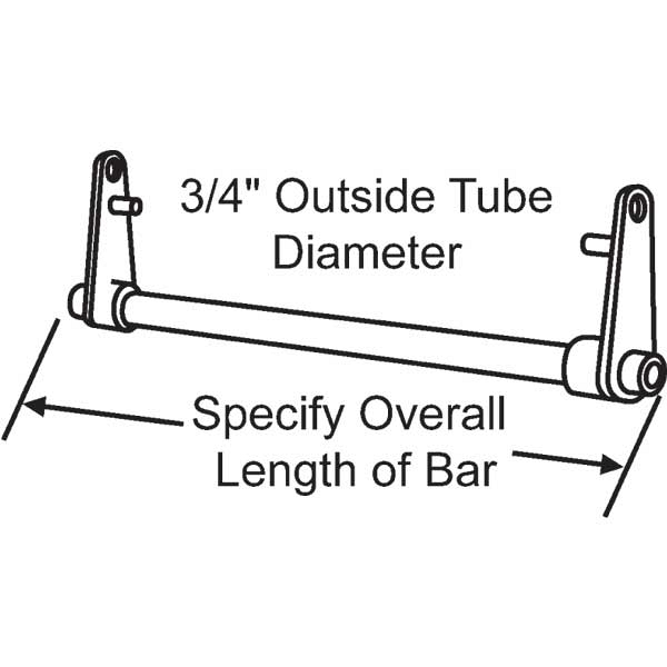 Torque Bar Assembly Pan Am 33-155-46-5-8 1