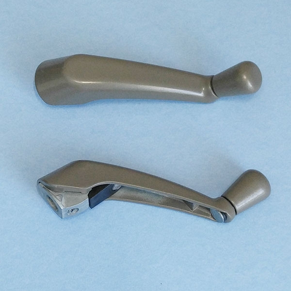 Clay Casement Folding Handle 37-213CY 2
