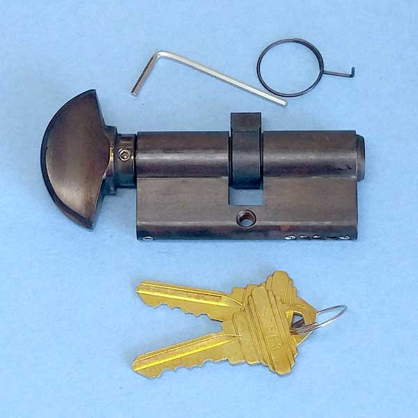 Hoppe 90 degree Key Cylinder 3636987 2
