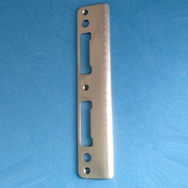 Stainless Steel Latch and Deadbolt Strike 8787747 2