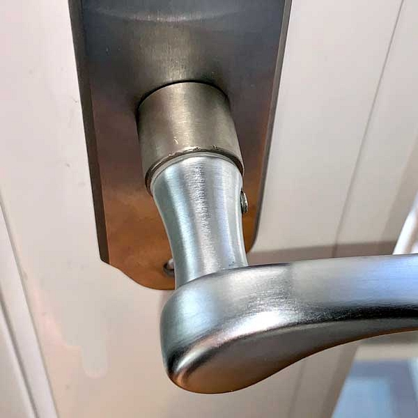 Handle Extension Satin Nickel 854-15817 2