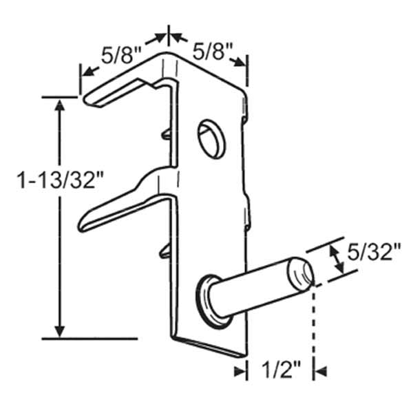 Pin Assembly 86-80 1