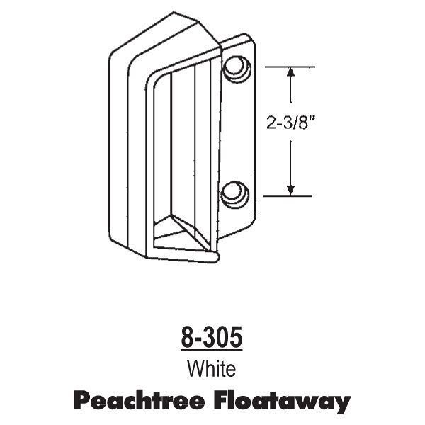 Peachtree Bi Fold Handle 8 305 8 305