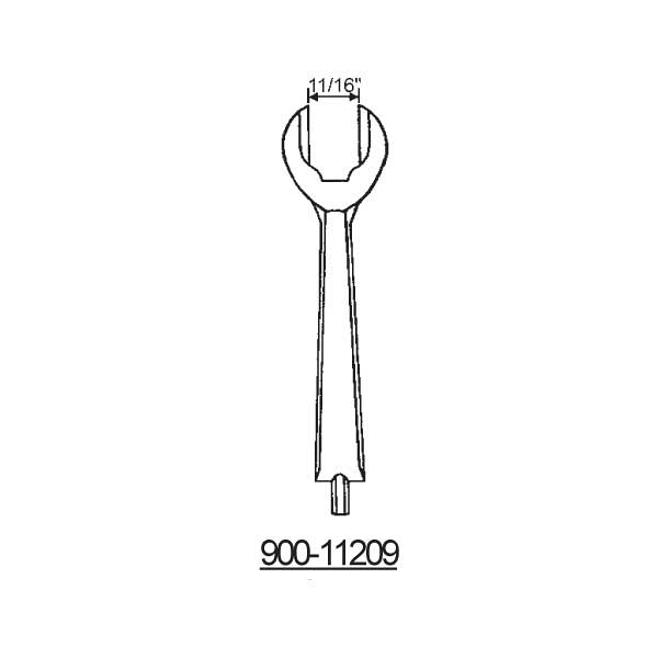 Handle Cam Wrench 900-11209 1