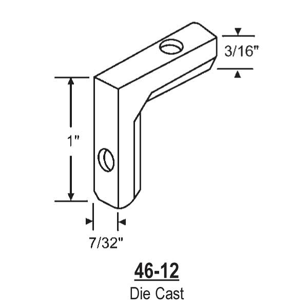 Screen Corner Key 46-12 1