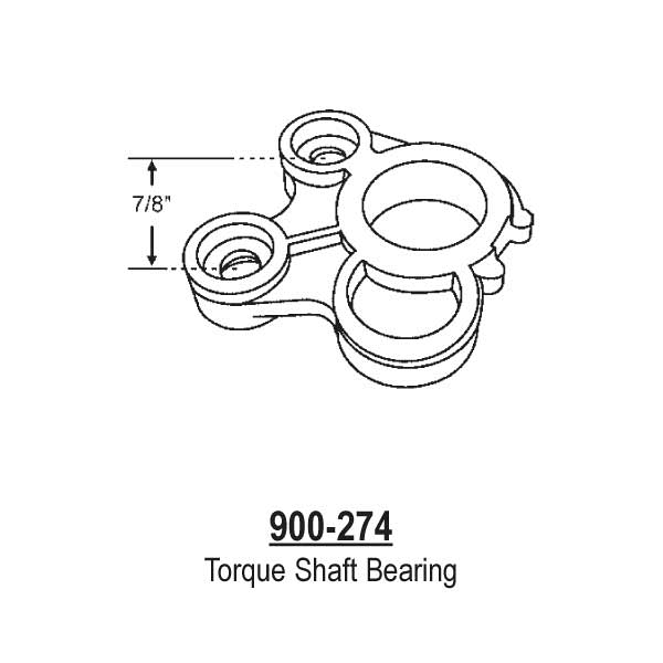 Torque Shaft Bearing 900-274 1